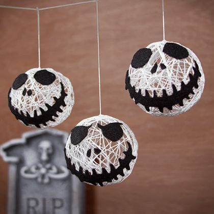 lexyskreativblog: Small collection of Halloween decoration ideas for the same ...