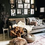 40+ Cozy Rustic Living Room Decor Ideas - #Cozy #Decor #forlivingroom #Ideas #Li...
