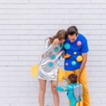 Make sweet costumes for the whole family. | Theme Space and Planets ...