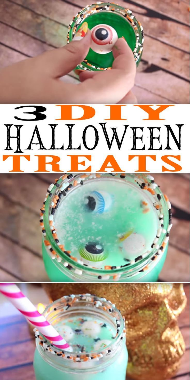 Halloween Treats and party foods! BEST Halloween food ideas and recipes for a Ha...
