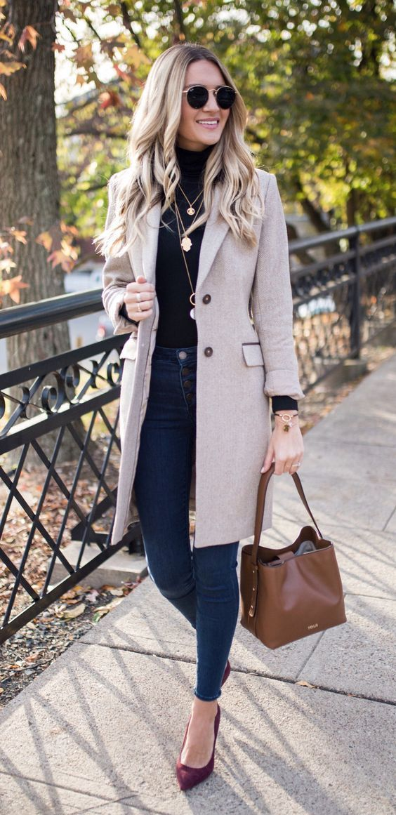 20 elegant autumn outfits for work - trend - #work #the #elegante #f ...