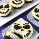 Decorate the most amazingly creamy mini cheesecakes with chocolate ganache to cr...