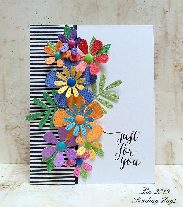 Just for You by bearpaw - Cards and Paper Crafts at Splitcoaststampers
