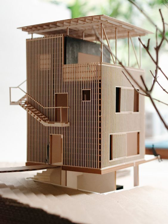 How do I create an impressive architectural model? Your complete instructions ...
