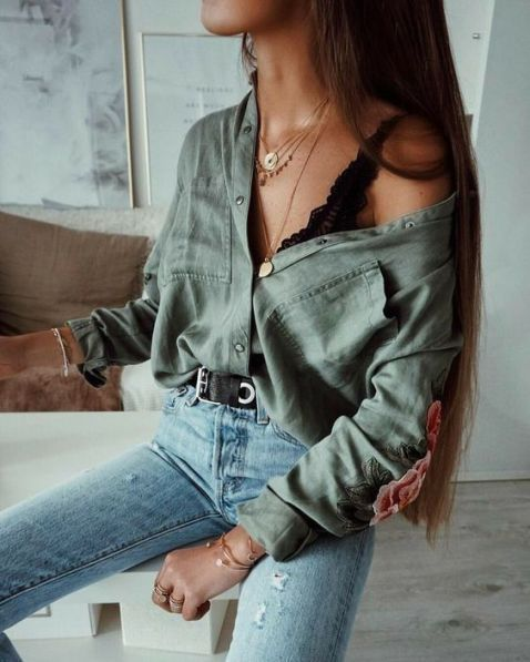 20 Edgy Fall Street Style 2018 Outfits to Copy - Society19 - Fashion - ...