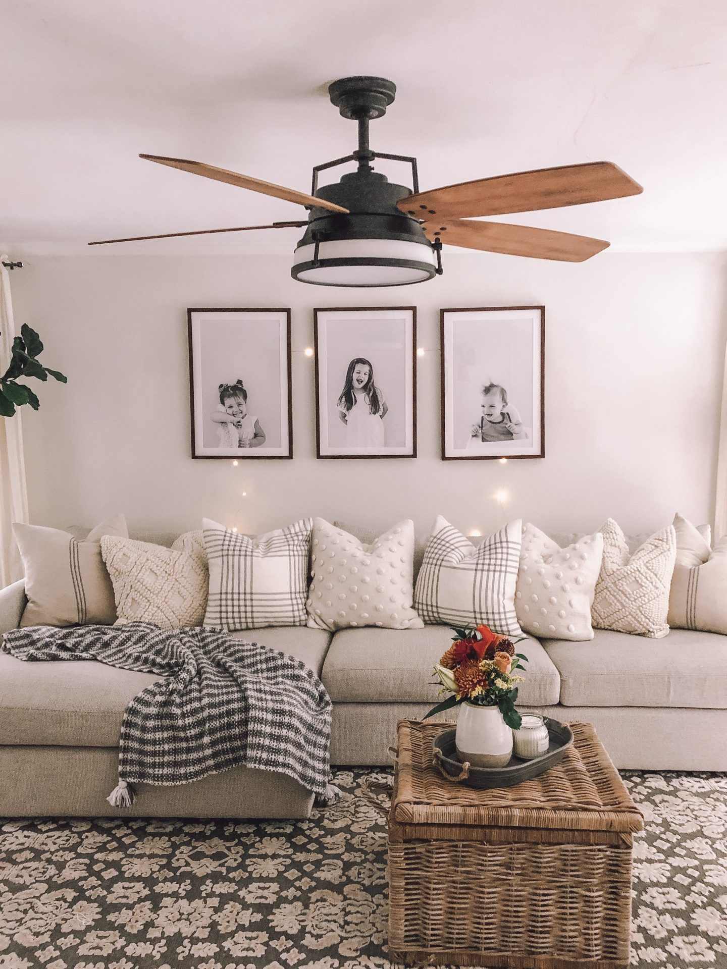 Our Living Room | Serena & Lily Friends & Family Sale Picks - Lynzy & Co.