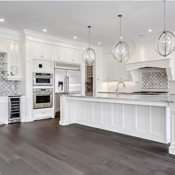 100+ Beautiful White Kitchens | Studio 52 Interiors | %