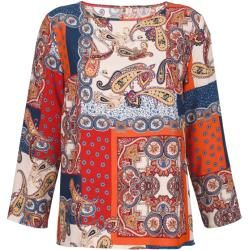 Amy Vermont, blouse with print, multicolor Amy VermontAmy Vermont