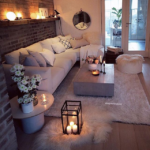42 Very cozy and practical decorating ideas for the small living room - New Ideas
