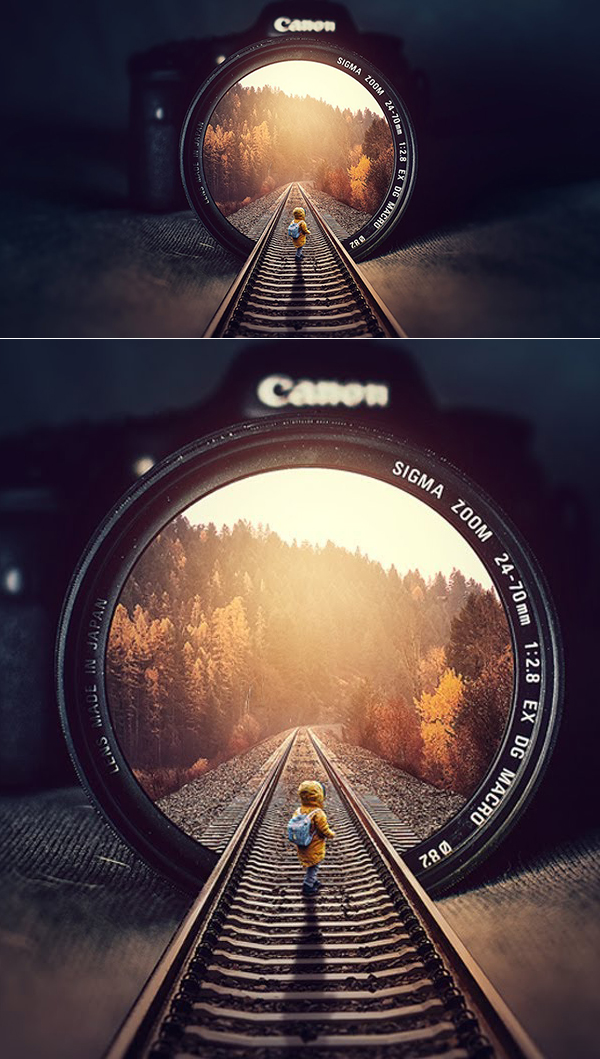 Photoshop Tutorials: 35 New Tutorials to Learn Exciting Manipulation Tricks | Tutorials