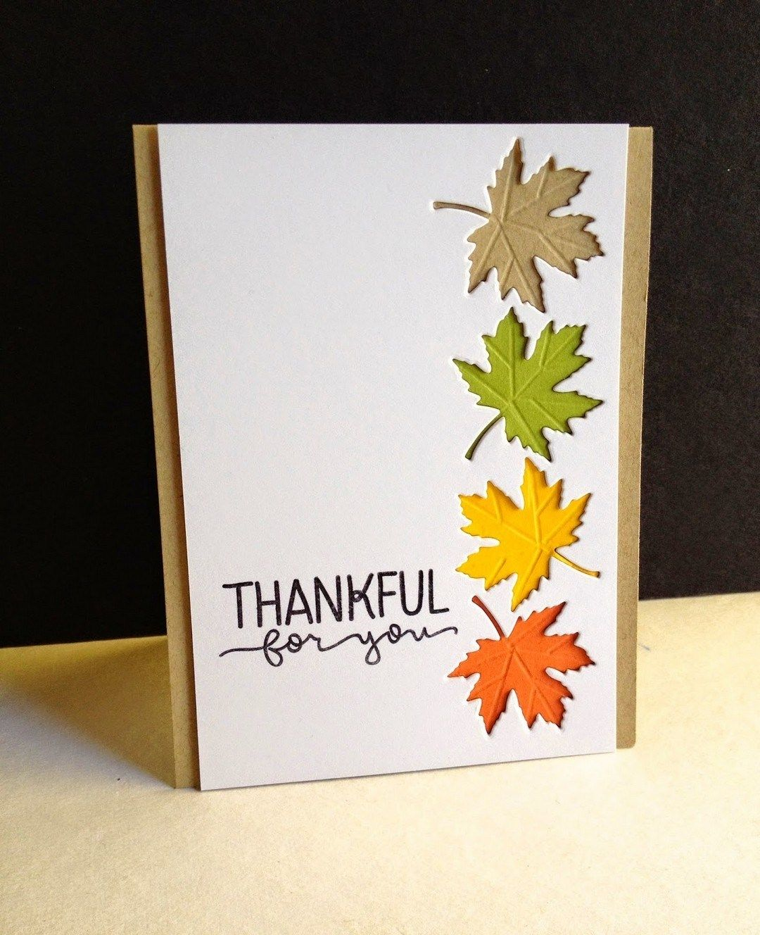 Sweet And Simple DIY Thanksgiving Cards Design (7) - Onechitecture