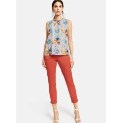 Reduced summer pants for women