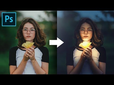 Take Your Image to Another Dimension With Light Shaping in Photoshop
