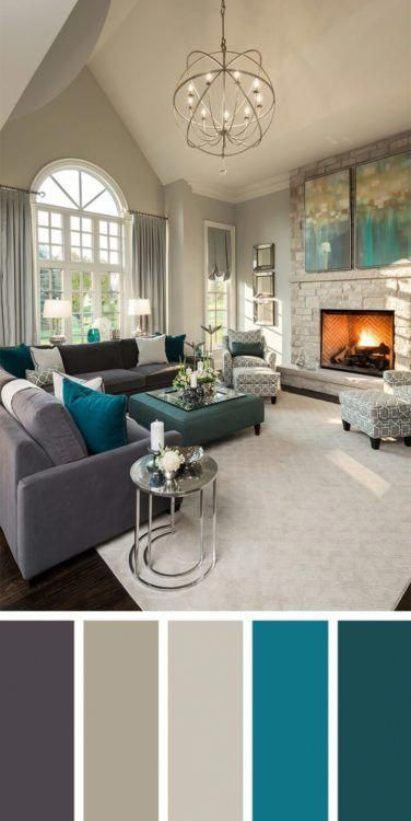 25+ Best Living Room Color Scheme Ideas and Inspiration | SHW HOME DECOR