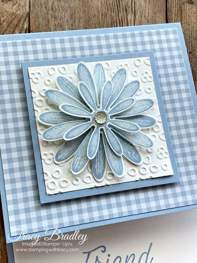 Stamping With Tracy - Stampin' Up! Demonstrator