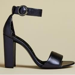 Metallic heeled sandals Ted BakerTed Baker