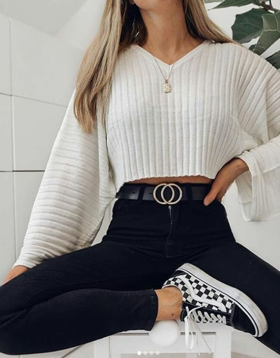 12+ catchy autumn outfits that can now be copied - 2020 fashion trends - Honorable BLog