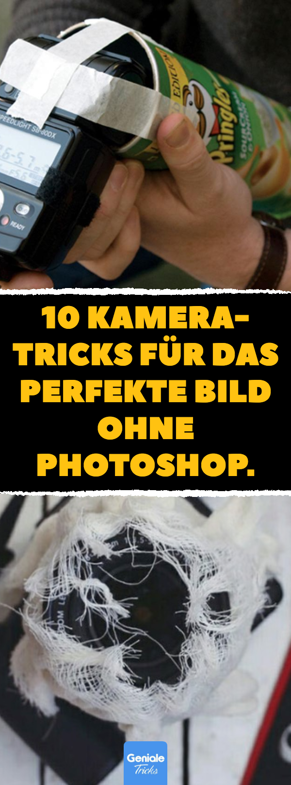 10 photography tricks that make Photoshop look old.