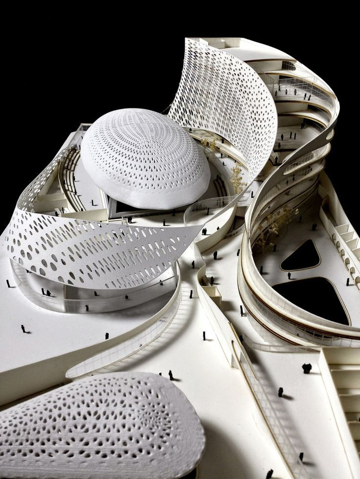 Gallery of The best architectural models made by our readers - 69