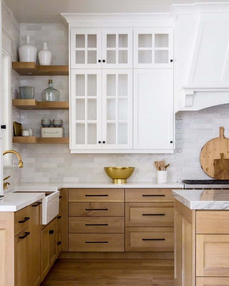"Bedrosians Tile and Stone on Instagram: ""Obsessed with this kitchen that ... ..."