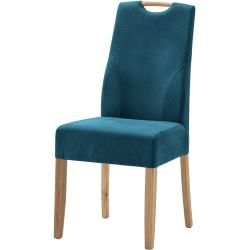 Reduced dining chairs without armrests