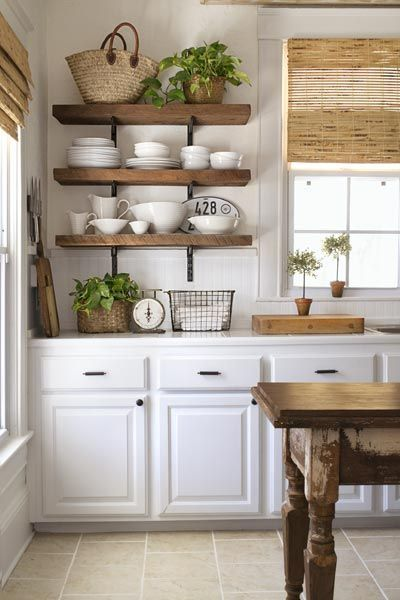 10 ways to design your kitchen counter like a professional - room decoration