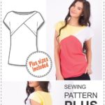 Top Patterns - Blouse Patterns - Blouse Sewing Patterns - T Shirt Sewing Pattern - Top Sewing Patterns - Sew Easy - Sewing Tutorials