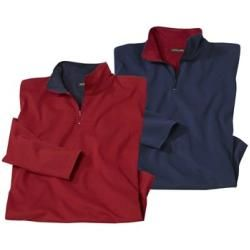 2-pack Polo Shirts with Rv Atlas For MenAtlas For Men