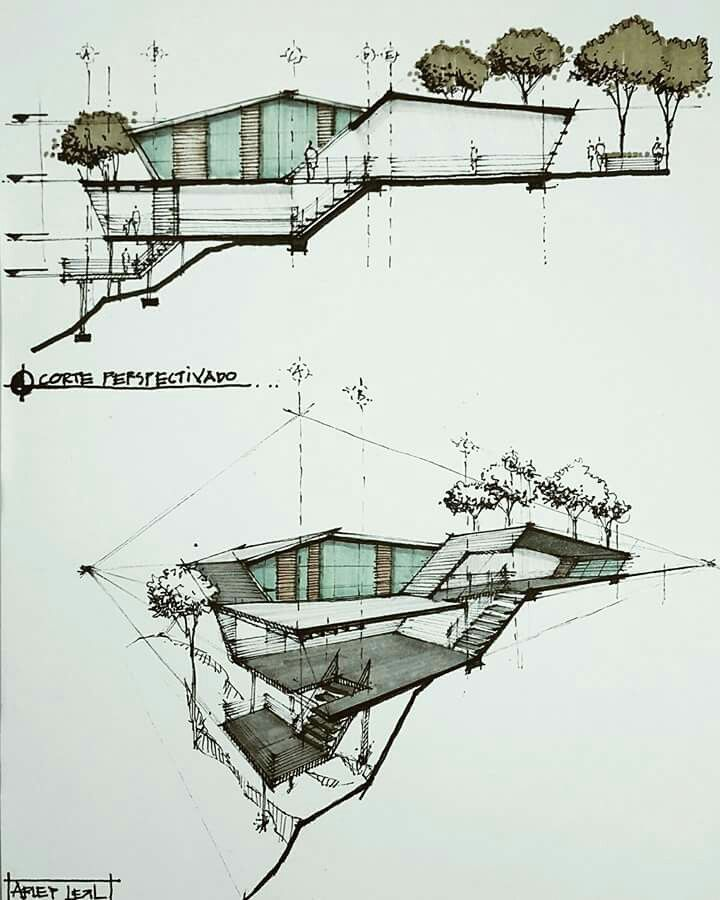 Ability to draw model architectures - clothing models - #The Archite ...