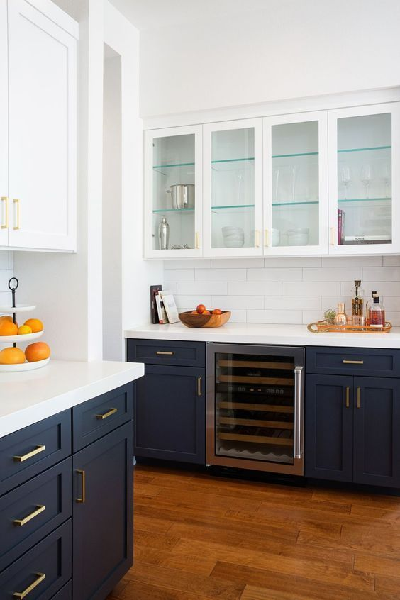 The 50 best blue kitchens you have to see