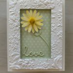 Daisy Lane Texture for Pals July Blog Hop - Aromas and Art
