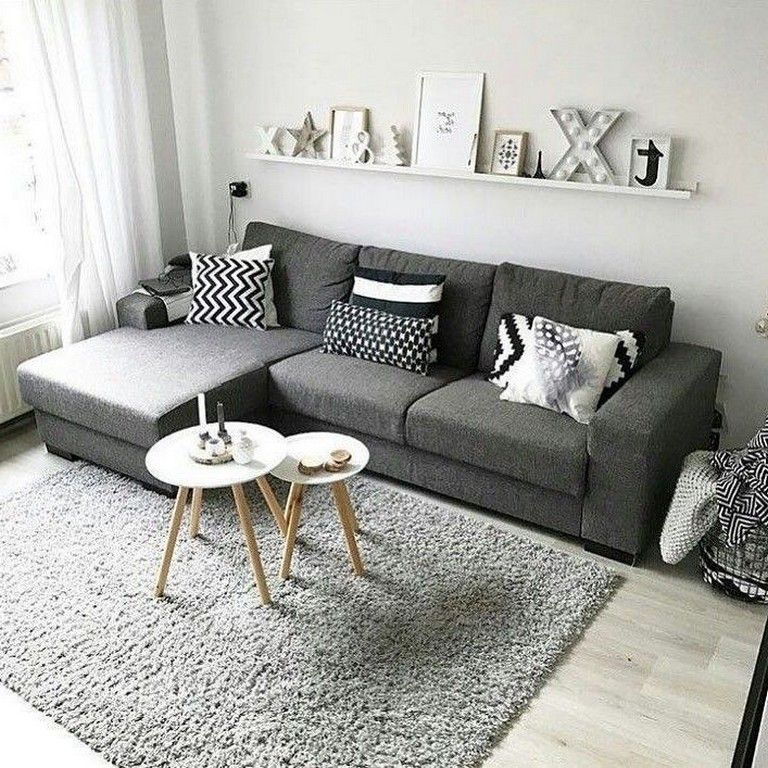 46 Admirable Scandinavian Living Room Design Ideas Nordic Style