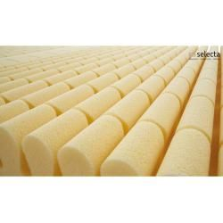 Reduced cold foam mattresses
