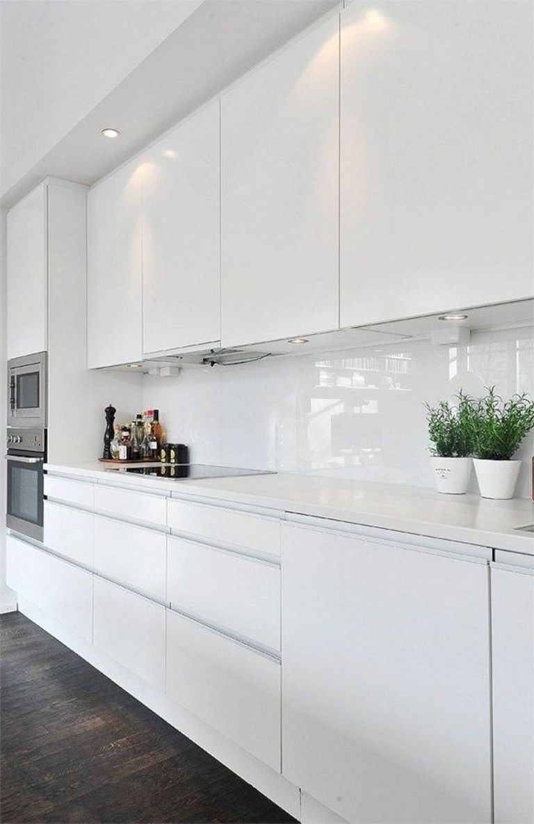 108+ Amazing White Kitchen Decor and Design Ideas