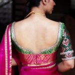 These Party Wear Blouses Can Make Your Sarees Look Ultra Beautiful!