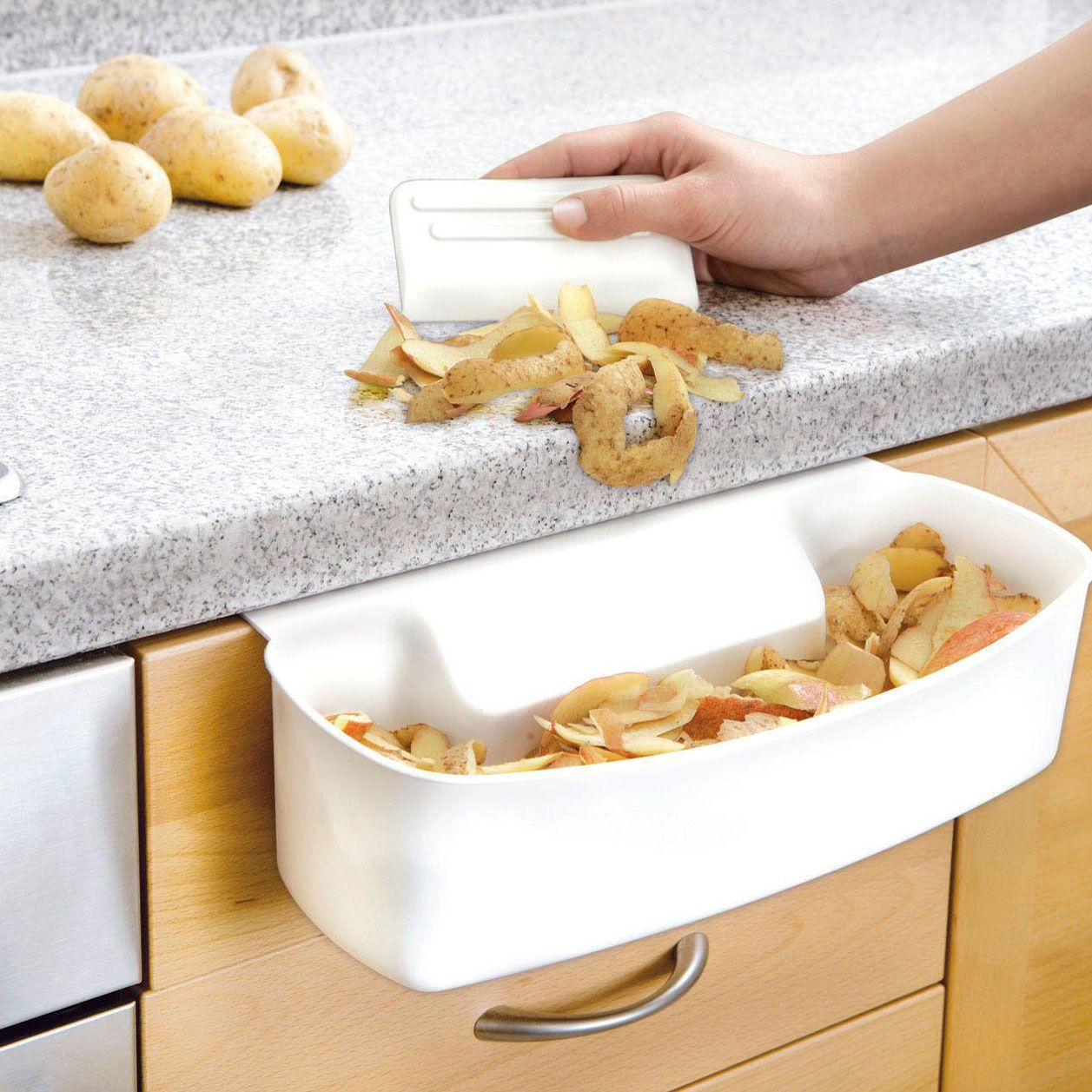 Little helpers for cook queens: These really make your work easier