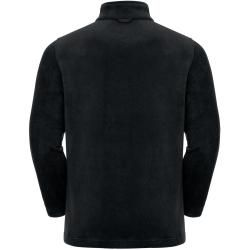 Jack Wolfskin fleece jacket men in large sizes Tavani Fleece Men 64 black Jack Wolfskin