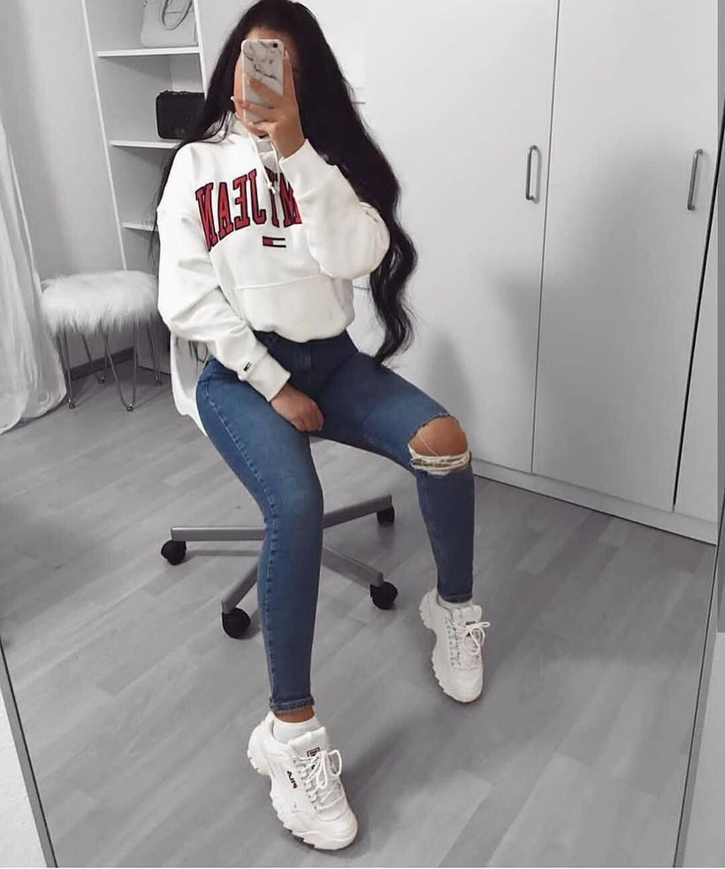 58 Best Fall Outfits Trends for Teenage Girls You Must Know #teenagegirlclothes